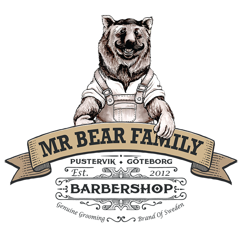 Mr Bear Family's Barbershop
